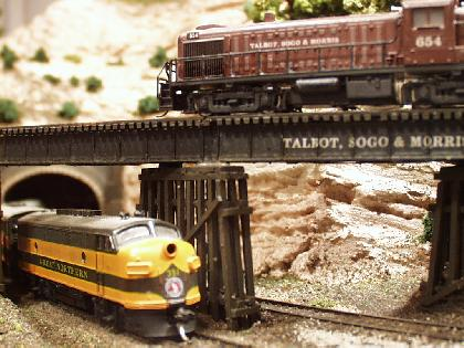 TS&M Railroad